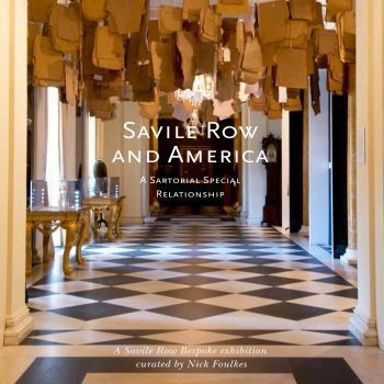 Huntsman Heritage - Savile Row houses historical exhibition show in America